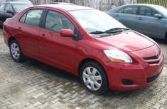 2005 Toyota Yaris Red for sale