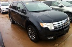 2008 Ford Edge Black for sale