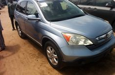 Clean Tokumbo Honda CRV 2008 Blue for sale