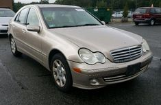 2005 Mercedes Benz C240 Beige for sale