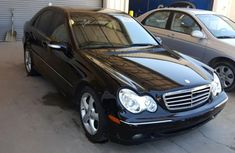 2005 Mercedes Benz C230 Kompressor for sale