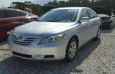 2008 Toyota Camry CE Silver for sale