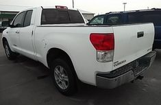 2011 Toyota Tundra White for sale