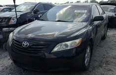 2008 Toyota Camry Black for sale