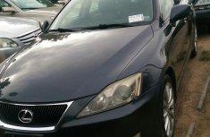 Lexus IS250 2006 Black for sale