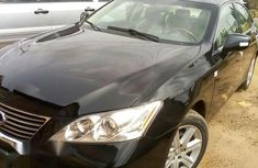 Clean Lexus ES350 2006 Black for sale