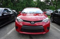 2015 Toyota Corolla LE for sale