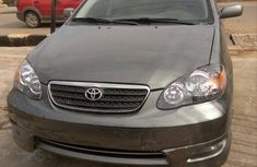 2005 Toyota Corolla sport for sale