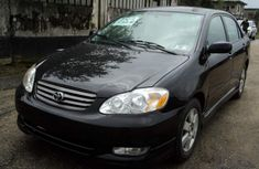 2003 Toyota Corolla sport for sale