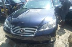 Lexus ES 350 2011 Blue for sale