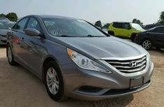 2012 Hyundai Sonata Grey for sale