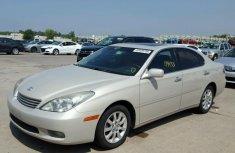 2003 Lexus ES300 Gold for sale