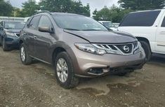 2012 NISSAN MURANO S For Sale