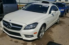 2012 MERCEDES-BENZ CLS 550 4MATIC FOR SALE
