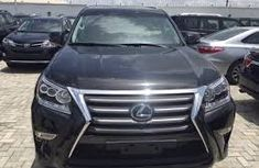 Lexus GX460 2015 black for sale