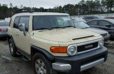 Toyota FjCruiser 2013 for sale