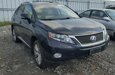 2014 Lexus RX350 Black for sale