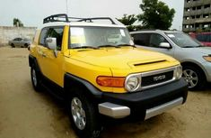 Toyota Fj Cruiser 2013 for sale