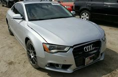 2012 Audi A5 Silver for sale