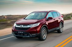 Honda CR-V prices in Nigeria - which model year should you go for?