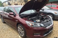 Honda Accord 2011 Red-wine for sale