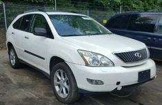 Lexus RX350 2007 White for sale