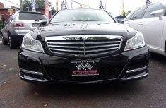Mercedes Benz C300 Black 2011 for sale