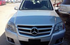 Mercedes Benz GLK 350 2010 Silver for sale