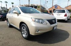 Lexus RX330 2007 Gold for sale