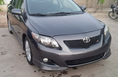 2009 Toyota Corolla Grey for sale