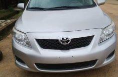 2008 Toyota Corolla Silver for sale