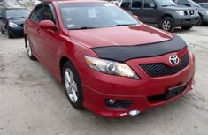 2009 Toyota Camry Red for sale