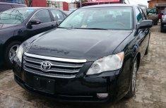 2006 Toyota Avalon Black for sale