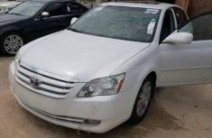 2006 Toyota Avalon White for sale