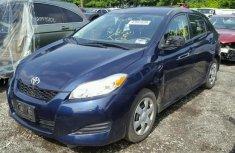 Toyota Matrix 2010 Blue for sale