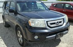 2008 Honda Pilot Black For Sale