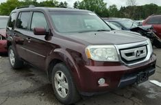 2008 Honda Pilot Red-wine For Sale