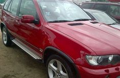 2010 BMW X5 Red For Sale