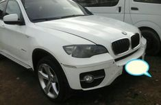 2010 BMW X5 White For Sale