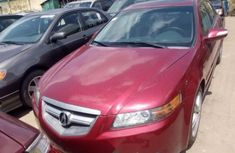 2010 Acura TL Red For Sale