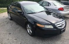 2010 Acura TL Black For Sale