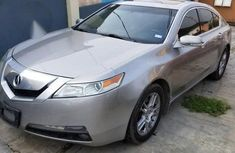 2010 Acura TL Silver For Sale
