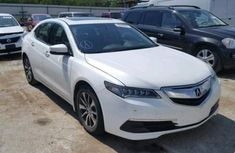 2010 Acura TL White For Sale
