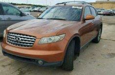 2008 Infinity FX35 Orange For Sale