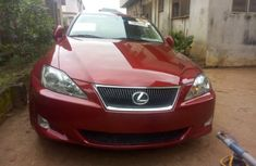 Lexus IS330 2006 red for sale