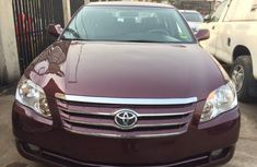 2010 Toyota Avalon Red-wine for sale