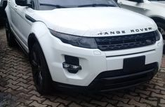 2018 Land Rover Range Rover Evoque White for sale