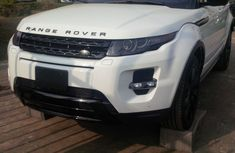 2015 Land Rover Range Rover Evoque White for sale