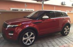 2015 Land Rover Range Rover Evoque Red for sale