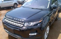 2015 Land Rover Range Rover Evoque Black for sale